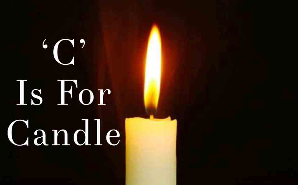 Candle-Christine-Burbidge