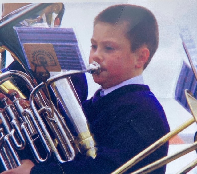 Eight-year-old-playing-Euphonium