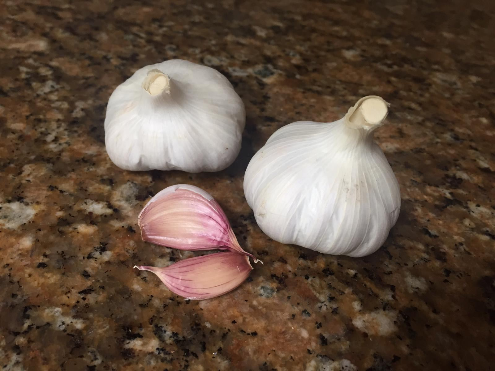 Garlic-Pam-Lever