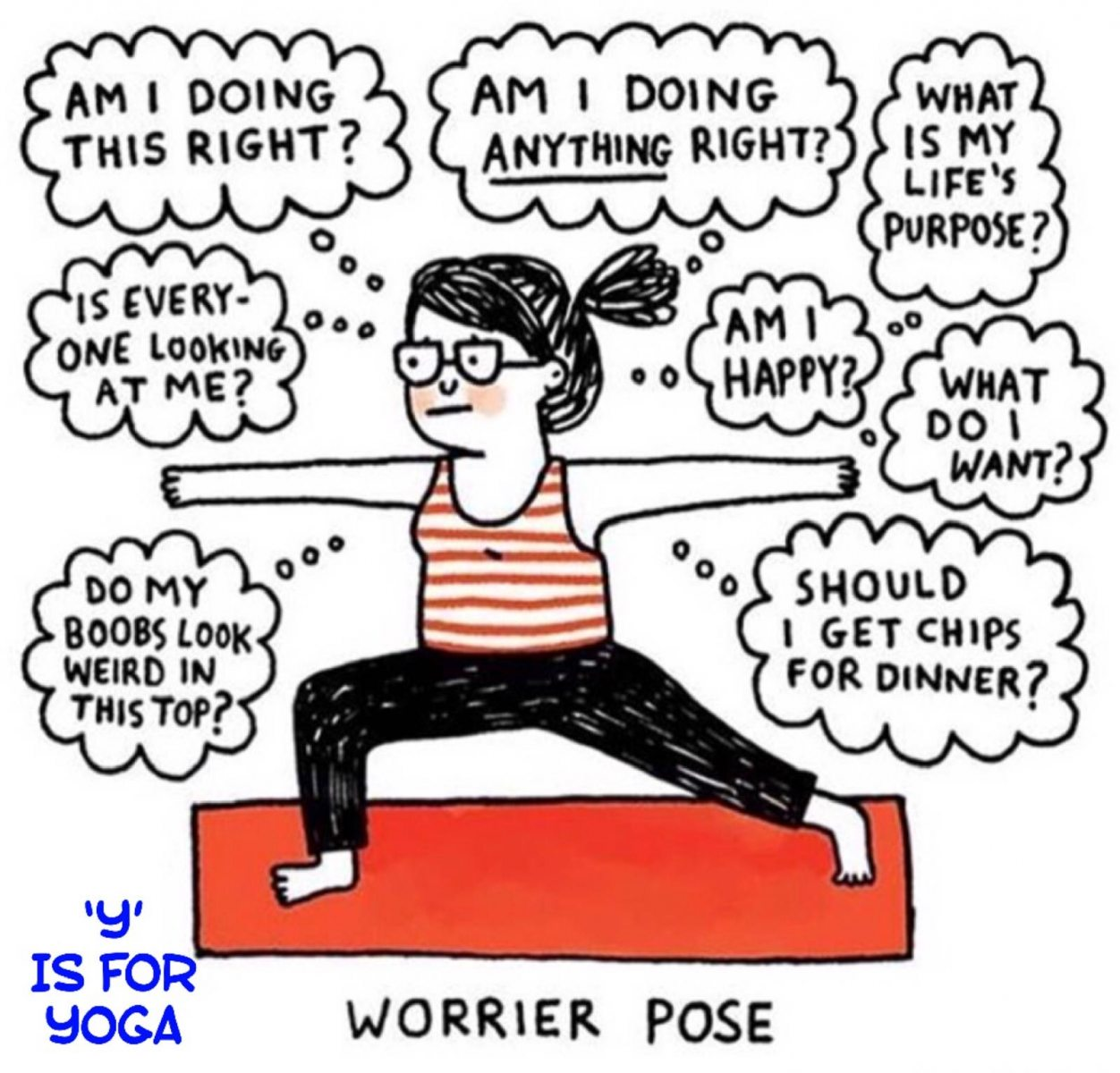 Yoga-Worrier-Pose-Christine-Burbidge